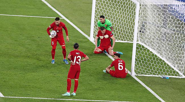 Türkiye-İtalya maçının dış basın yansımaları