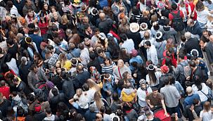 Dünya nüfusu açıklandı!