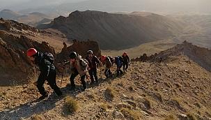Erciyes'te zirve heyecanı başlıyor