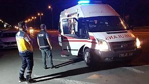 Pozitif yolcu şehirlerarası otobüste yakalandı