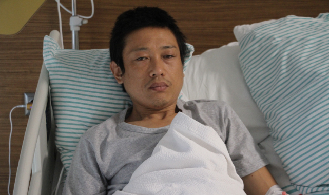 Dünya turuna çıkan Japon turist Türkiye'de bıçaklandı