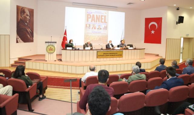 ERÜ'de 'Bir İnsanlık Kurumu: Ahilik ve Ahi Evran' Paneli Düzenlendi