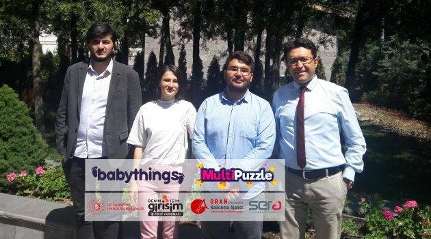 'Benim İşim Girişim fikir yarışmasında dereceye girenler yurt dışı hızlandırma programına kabul edildi