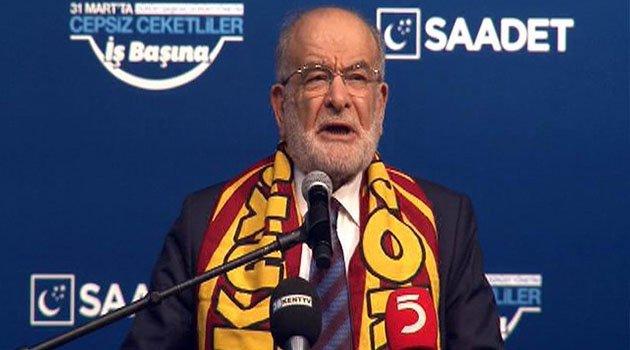 """Karamollaoğlu: """"31 Mart seçimleri bir şölen havası içerisinde geçecek"""""""