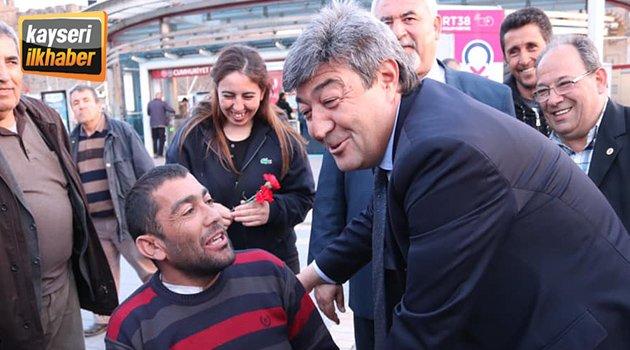 """""""Kayseri'de Yoksulluğu Yok Edeceğiz"""""""
