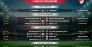 Kayserispor'un Kalan Maç Programı