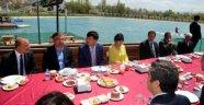 Milli Savunma Bakanı Yılmaz Kayseri'de