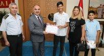 'Dikkat Sizden Notlar Bizden' Projesi Ödül Töreni Düzenlendi