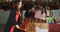 ERÜ İktisadi ve İdari Bilimler Fakültesi'nde mezuniyet heyecanı