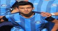Genç futbolcu Medet vefat etti