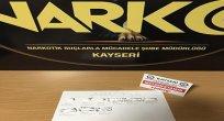 Kayseri'de uyuşturucu operasyonu 17 kişi yakalandı
