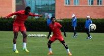 Kayserispor'da Aytemiz Alanyaspor maçının hazırlıkları sürüyor