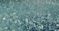Kayseri'yi serinleten yağmur