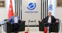 KAYSO'dan Kayseri Mobilya Fuarına Tam Destek